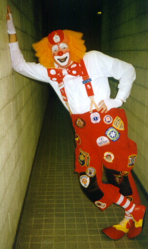 Patches T. Clown